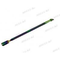 Инструмент для педикюра (пушер) AS-54 AISULU (хамелеон)