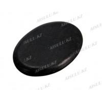 Камень для стоун-терапии базальтовый 8 х 6 см (овальный)