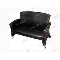 H-7018 C Скамейка для клиентов (черная,