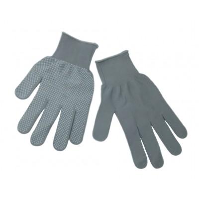Термоперчатки тканевые тонкие INGRID #8527 для горячих утюжков и плоек (1 пара)