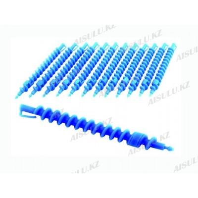 Бигуди для вертикальной хим.завивки №25242 Ø14 х 150 мм пластик. (упак. 12 шт.)