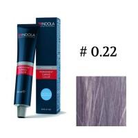 Крем-краска Indola РСС 0,22 перламутровый 60 мл